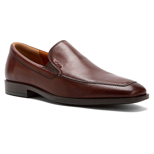 Edinburgh Slip On Loafers by Ecco in Spotlight