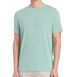 Double-Crewneck Tee Shirt by Saks Fifth Avenue Collection in Jane the Virgin