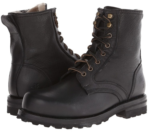 Warren Combat Boots by Frye in The Divergent Series: Allegiant