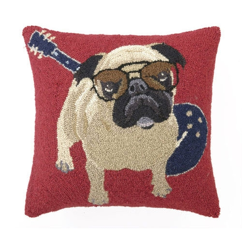 Pug Pillow by Posh Tots in Lady Dynamite -  Preview