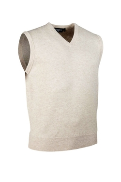 Lambswool Golf Slipover Vest by Glenmuir in Wedding Crashers