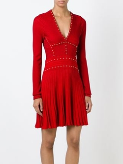 Studded Knit Dress by Roberto Cavalli in Nashville