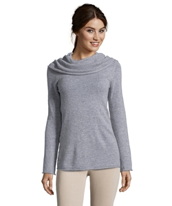 Cashmere Cowl Neck Sweater by Magaschoni in The Proposal