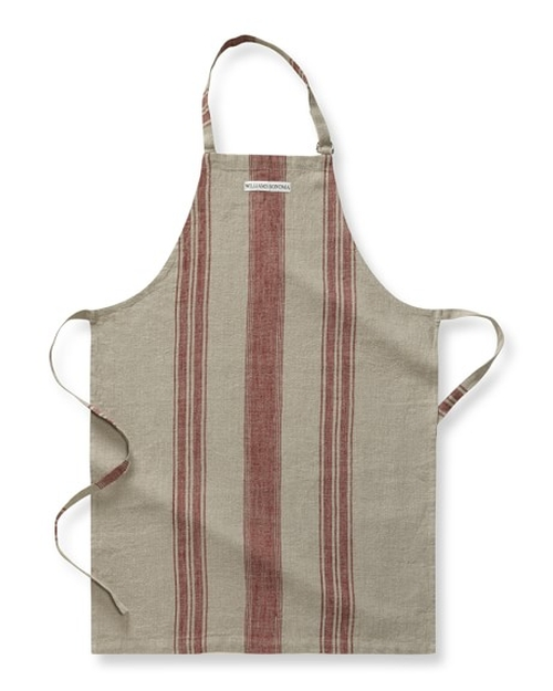 Calias Stripe Apron by Williams-Sonoma in Modern Family