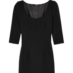 Stretch-Wool Dress by Dolce & Gabbana in Suits