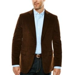 Corduroy Sport Coat by Stafford in Jane Got A Gun
