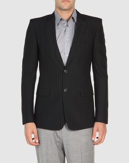 Stripe Blazer by Marc Jacobs in The Transporter