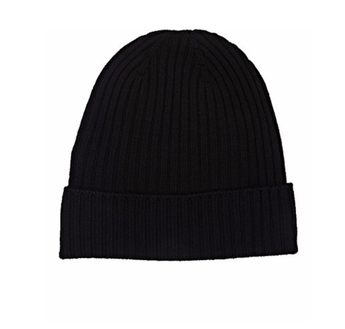 Rib-Knit Beanie by Barneys New York in The Boss