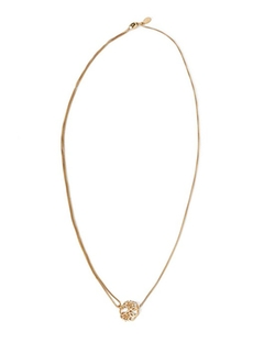 Pull Chain Necklace by Alex and Ani in Pretty Little Liars