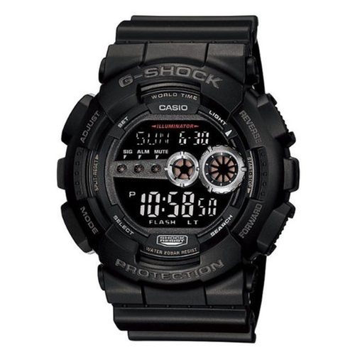 G-Shock GD-100-1B Watch by Casio in Jurassic World