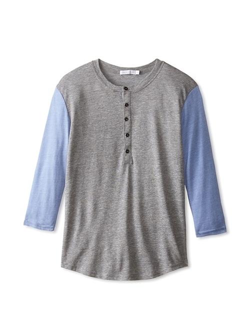 Alternative Jersey Baseball Henley Shirt by My Habit in Captain America: Civil War