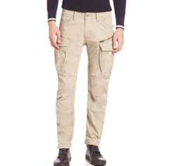 Tapered Pants with Cargo Pockets by G Star RAW in Maze Runner: The Death Cure