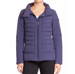 Fangacci Down Puffer Jacket by Peuterey in Quantico