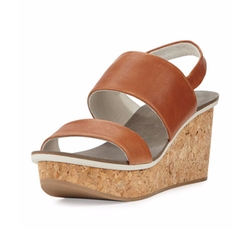 Mandrake Slingback Wedge Sandals by Coclico in Fuller House