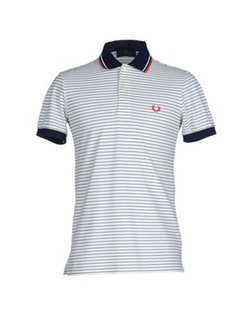 Stripe Polo Shirt by Fred Perry in The Flash