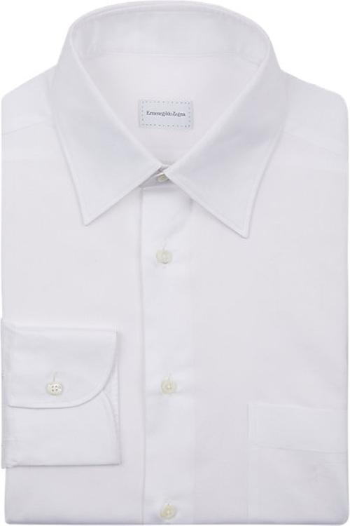 Twill Dress Shirt by Ermenegildo Zegna in Confessions of a Shopaholic