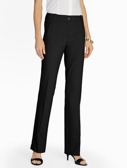 Lindsey Trouser Pants by Talbots in Knock Knock