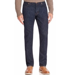 Slim-Fit Denim Pants by Billy Reid in Modern Family