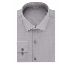 Men's Techni-Cole Stretch Performance Dress Shirt by Kenneth Cole Reaction in Ballers