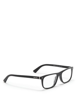 Rectangular Frame Eyeglasses by Prada in Nashville