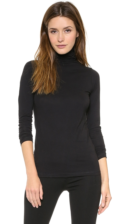 Favorite Turtleneck Sweater by Vince in Keeping Up With The Kardashians - Season 11 Episode 9