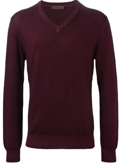 V-Neck Sweater by Etro in How To Get Away With Murder