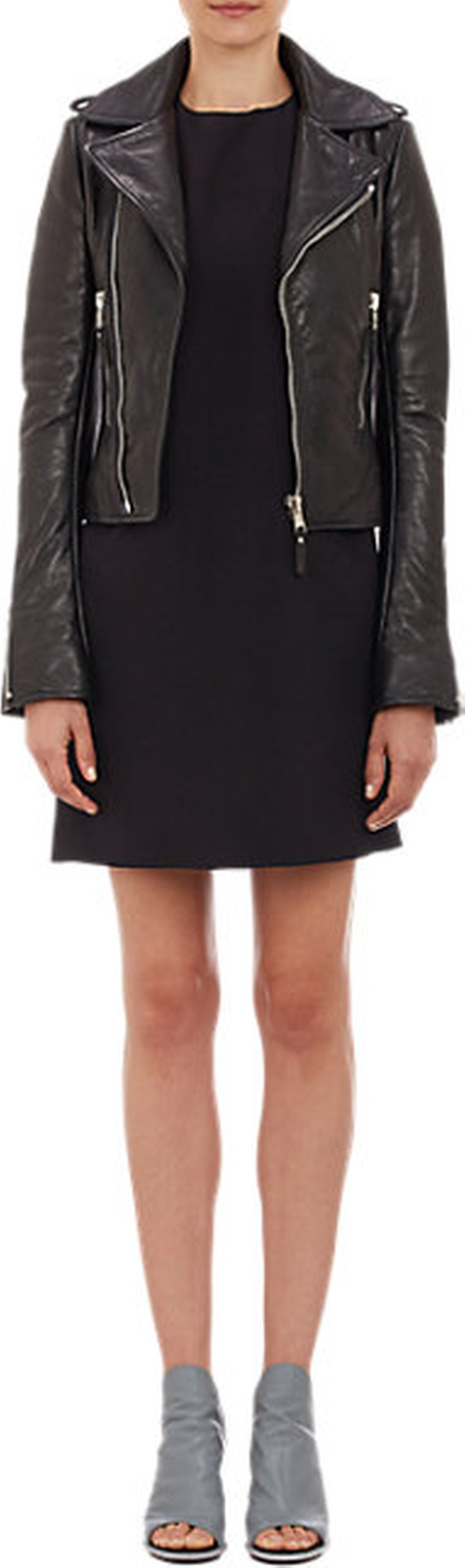 Classic Moto Jacket by Balenciaga in Keeping Up With The Kardashians