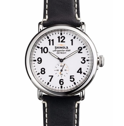 Runwell Watch by Shinola in Bastards