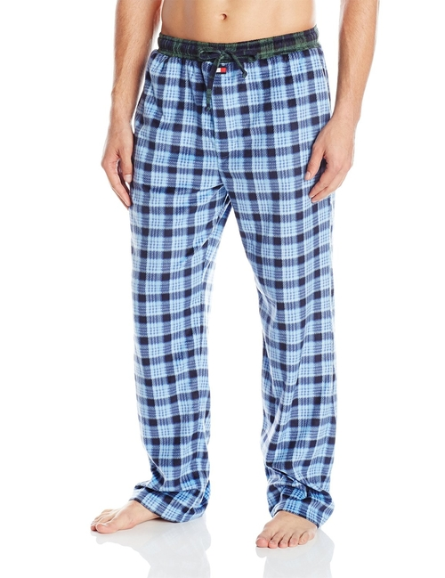 Men's Sapphire Silky Fleece Sleep Pant by Tommy Hilfiger in Brooklyn Nine-Nine