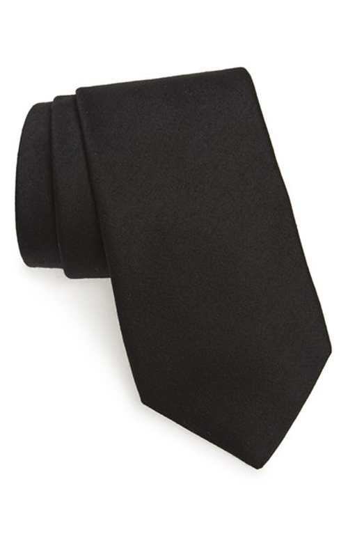 Wool & Silk Tie by John Varvatos Star Usa in Life
