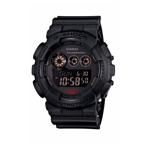 Digital Resin Watch by G-Shock in Supernatural - Series Looks