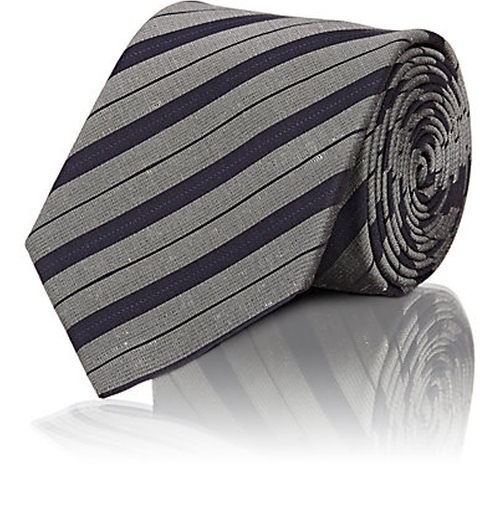 Shantung-Striped Necktie by Lanvin in Suits - Season 5 Episode 12