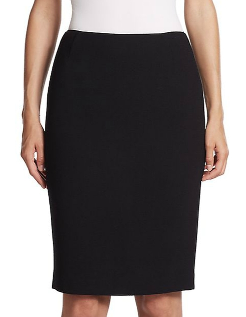 Riche Crepe Revelin Skirt by Lafayette 148 New York in The Good Wife