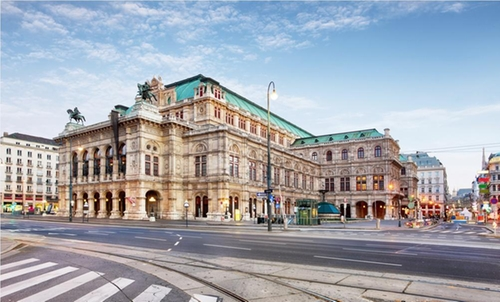 Vienna State Opera Wien, Austria in Mission: Impossible - Rogue Nation