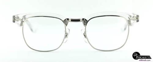 Old Man Glasses Frame : Michael Douglas Old Focals Clear Advocate Eyeglass from ...