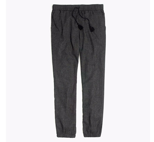 Shorewalk Cover-Up Pants by Madewell in The Boss