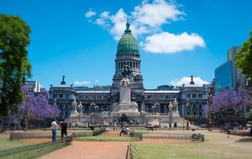 Congreso de la Nación Argentina Buenos Aires, Argentina in The Bachelorette - Season 12 Episode 6 - Episode 6