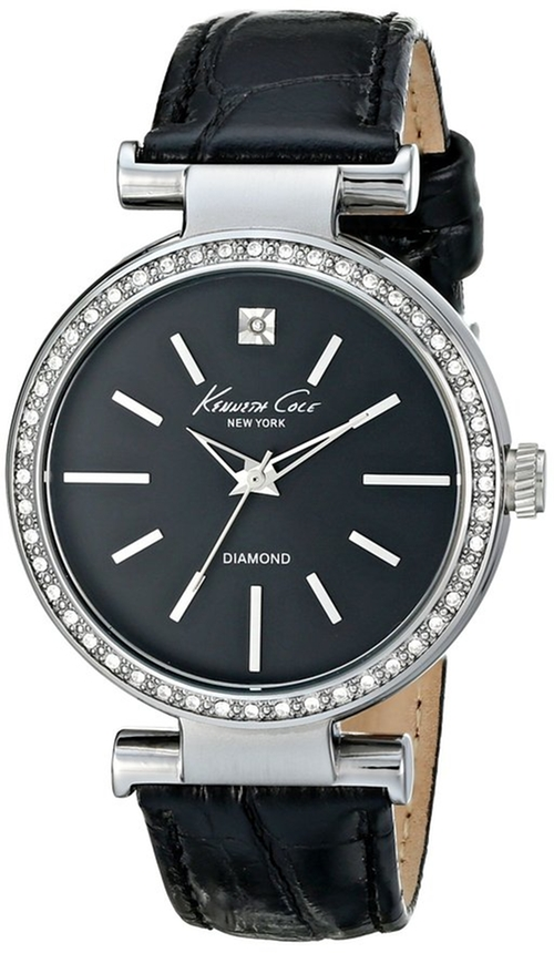 Women's Analog Quartz Watch by Kenneth Cole New York in Rosewood - Season 1 Episode 6