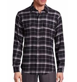 Relaxed-Fit Plaid Button-Down Shirt by Polo Ralph Lauren in Quantico