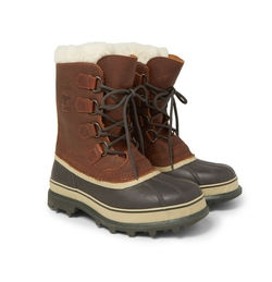 Caribou Shearling-Lined Snow Boots by Sorel in Daddy's Home 2