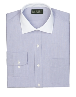 Warren Dress Shirt by Lauren Ralph Lauren in Chi-Raq