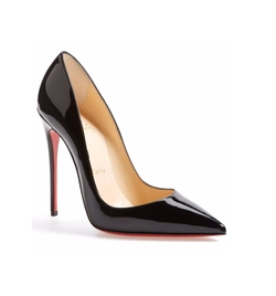 So Kate Pointy Toe Pumps by Christian Louboutin in Molly's Game