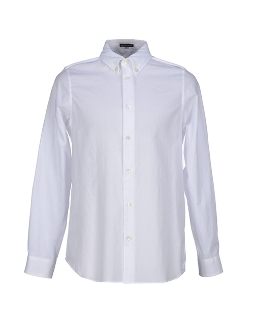 Solid Long Sleeve Button Down Shirt by Ann Demeulemeester in Empire - Season 2 Episode 1