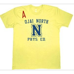 Olive Penderghast's Ojai North Phys. Ed Womens T-Shirt by Mypartyshirt in Easy A