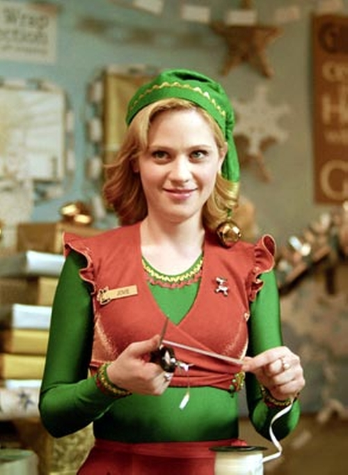 Custom Made Santa Elf Costume by Laura Jean Shannon (Costume Designer) in Elf