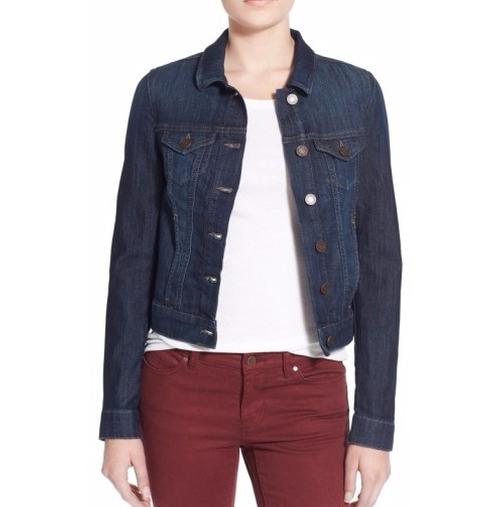'Samantha' Denim Jacket by Mavi Jeans in Jason Bourne