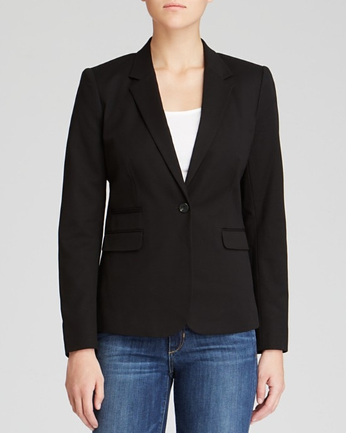 One Button Blazer by Vince Camuto in The Girl on the Train