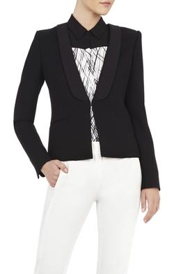 Chandler Shawl Collar Blazer by BCBG in Pitch Perfect 2
