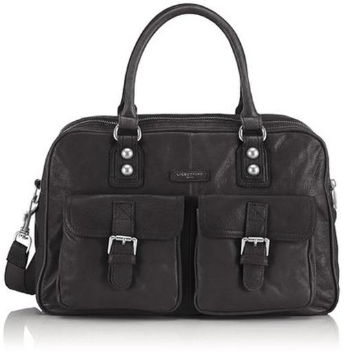 Frida B Front Pocket Satchel Top Handle Bag by Liebeskind Berlin in Jessica Jones - Season 1 Episode 4