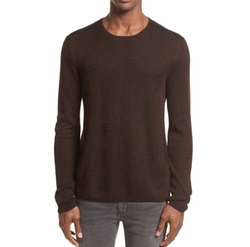 Waffle Knit Sweater by John Varvatos Collection in Downsizing